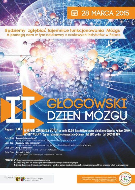 II Głogowski Dzień Mózgu.