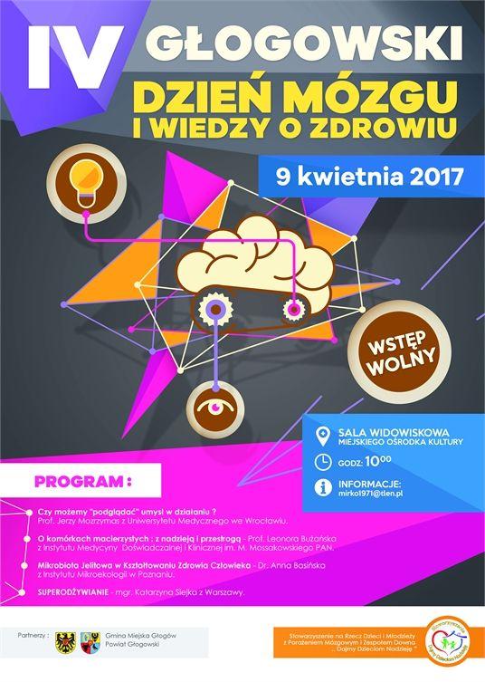 IV Głogowski Dzień Mózgu.